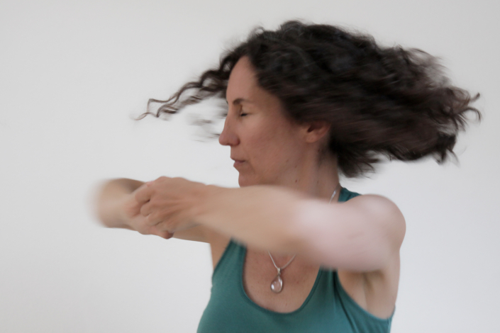 Hormon-Yoga-Workshop Sandra Schuh